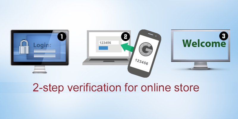 How to ensure the authentication of an online shopping site